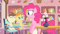 Pinkie Pie you eat food S2E13