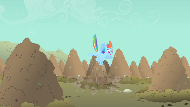File:Rainbow Dash mane flow S1E19.png