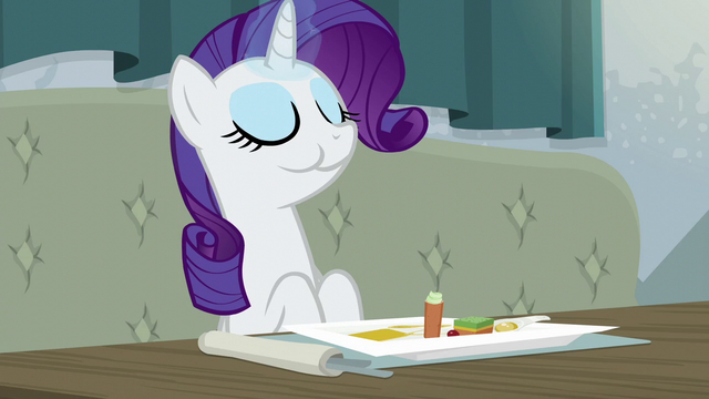 File:Rarity eating the restaurant food S6E12.png