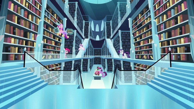 File:Pinkie and Rarity sees Flurry Heart S6E2.png