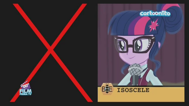 File:Friendship Games Twilight correctly spells 'isosceles' - Italian.png