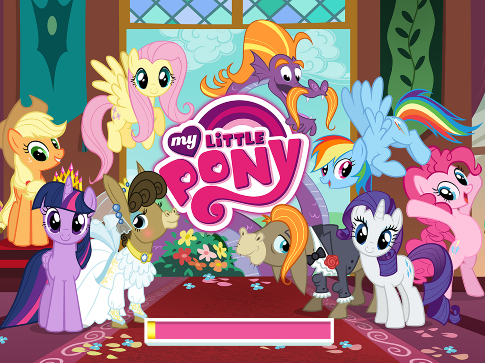 My Little Pony (mobile game) | My Little Pony Friendship ...