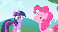 "Pinkie Pie ""That would've spoiled the secret"" S1E15"
