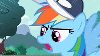 "Rainbow Dash ""Step up your game!"" S2E07"