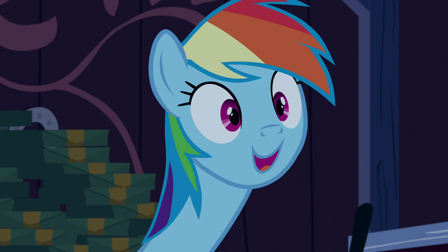 "File:Rainbow Dash ""totally!"" S6E15.png"