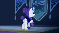 Rarity changing tapestries S5E26