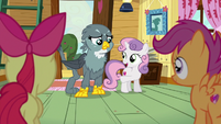 """Sweetie Belle """"how did it feel when you showed up"""" S6E19"""