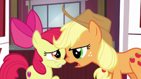 "Applejack ""not Apple at all"" S6E14"