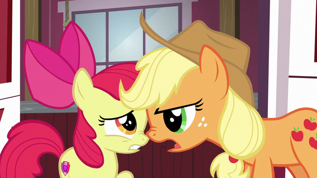 "File:Applejack ""not Apple at all"" S6E14.png"
