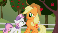 Applejack and Sweetie Belle S02E05