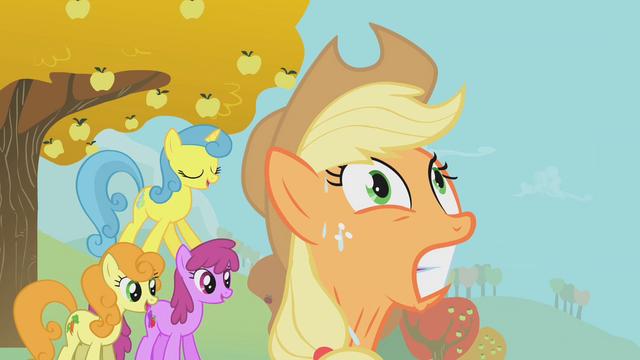 File:Applejack tired S01E13.png