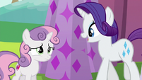 "Rarity ""of course we are, darling"" S6E14"