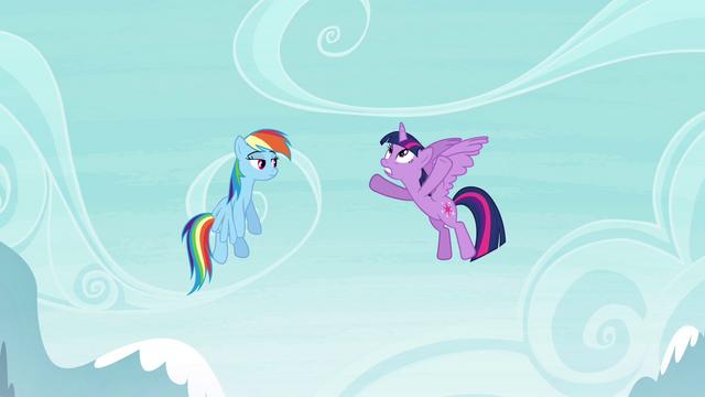 "File:Twilight ""as a Wonderbolt!"" S4E21.png"