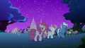 All of Ponyville turned into cookie zombies S6E15.png