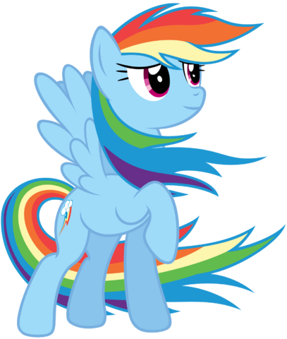 File:FANMADE Rainbow Dash - colors of the wind by stabzor.png