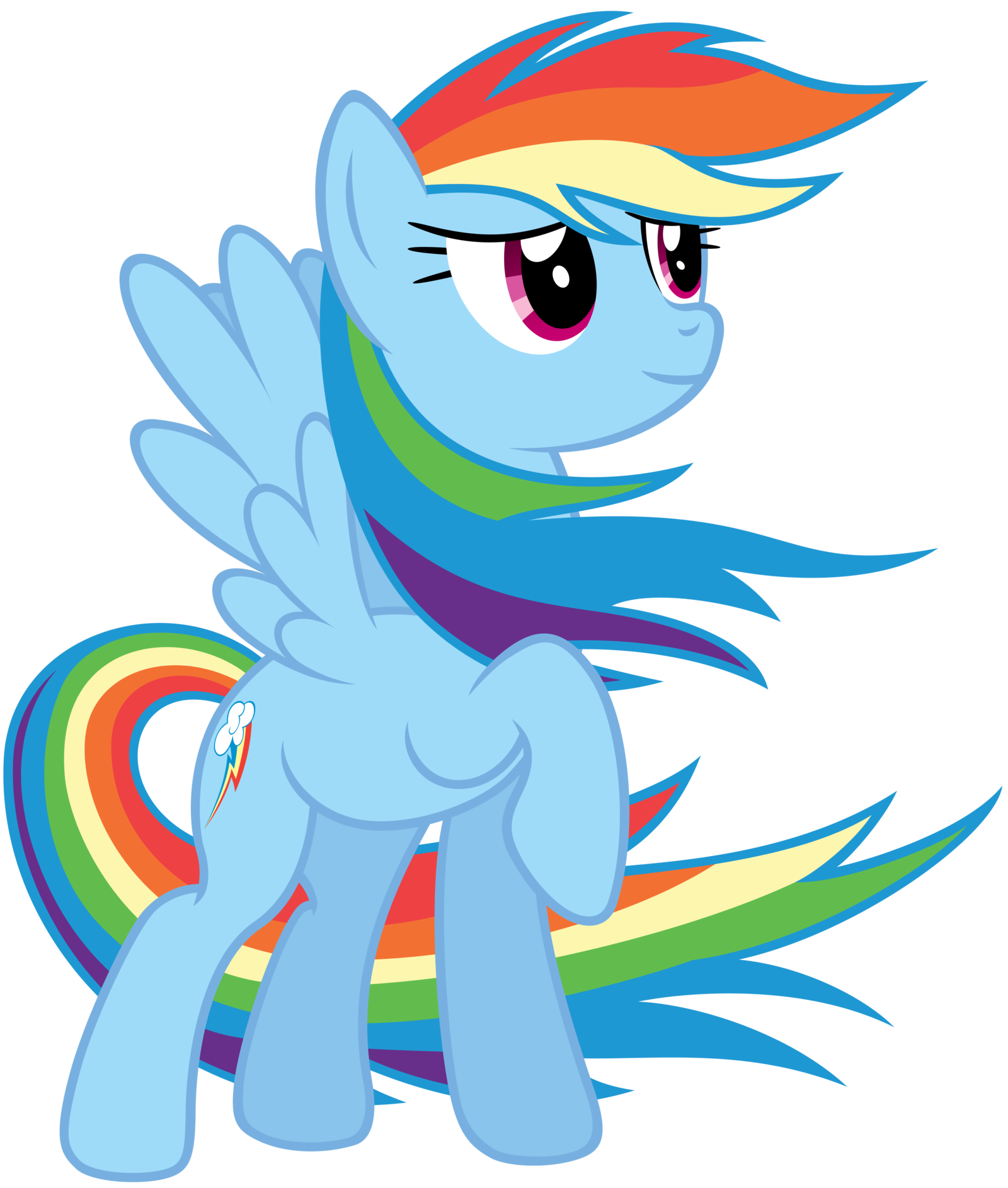 Image fanmade rainbow dash colors of the wind by stabzor png my