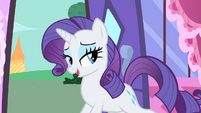 Rarity pleased S1E20