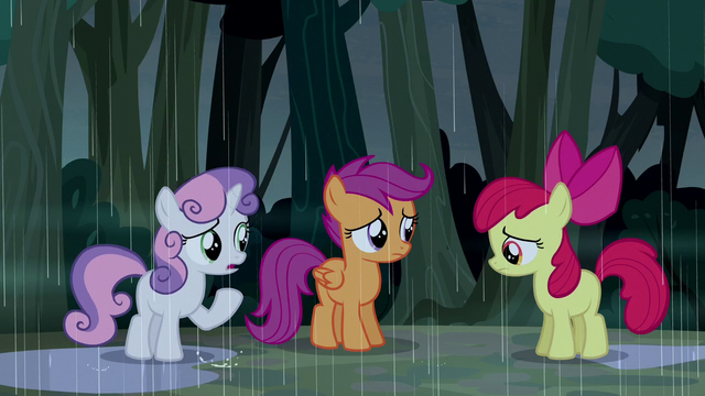 "File:Sweetie Belle ""you mean you don't know?!"" S5E6.png"