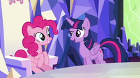 "Twilight ""we're gonna have fun today!"" S5E22"