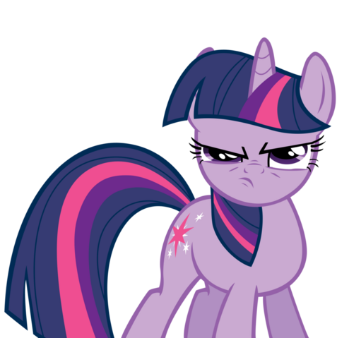 File:FANMADE Twilight Sparkle Angry by TwilightSparkleSUPER.png