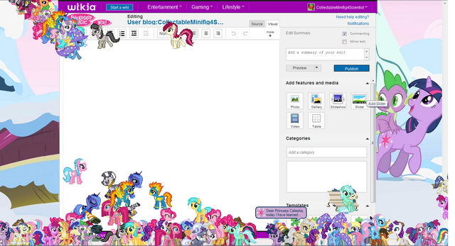 File:FANMADE Window Ponies spam.png