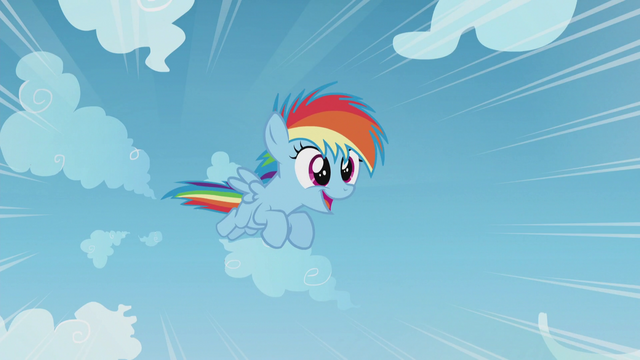 "File:Young Rainbow ""you're awesome!"" S5E8.png"