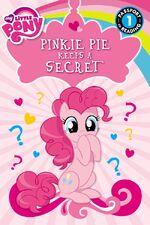 MLP Pinkie Pie Keeps a Secret storybook cover