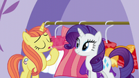 """Fashionable Pony """"it totally clashes with my complexion"""" S5E14"""