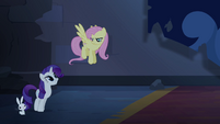 Fluttershy losing patience S4E03