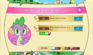 The Fall of Sunset Shimmer tasks