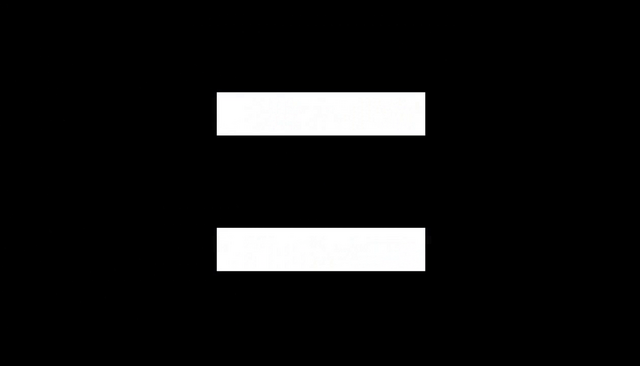 Image - White equal sign on black background S5E1.png | My Little Pony ...