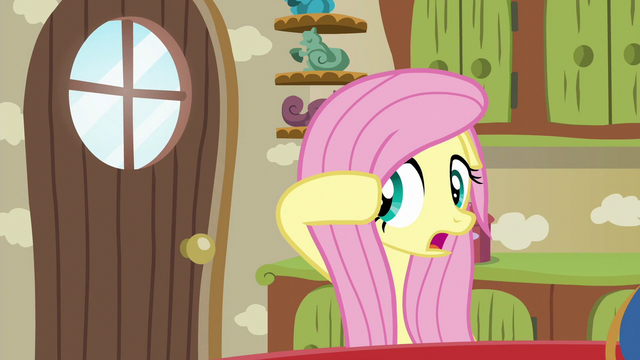 "File:Fluttershy ""I'm just surprised"" S6E11.png"