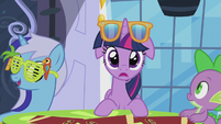 """Minuette """"finally might be letting her guard down"""" S5E12"""