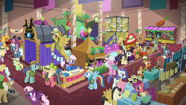 File:The Daring Do convention S6E13.png