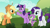 """Twilight """"now that your chores are streamlined"""" S6E10"""