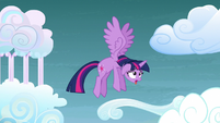 Twilight tuckered out from racing S5E3