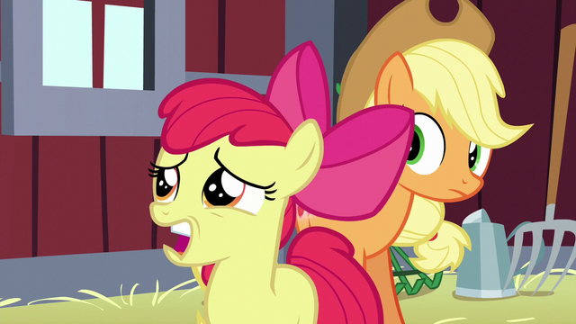 """File:AB """"you'll have to miss the Sisterhooves Social!"""" S5E17.png"""