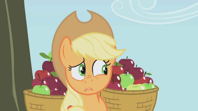 File:Applejack no way! S01E04.png