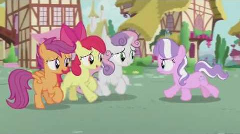Lithuanian Light of Your Cutie Mark - TV3