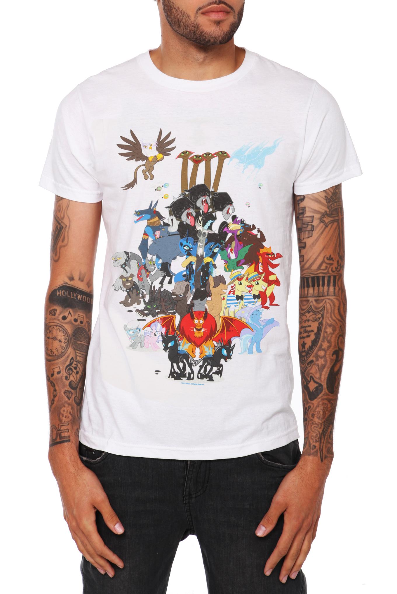 Image - My Little Pony Villains T-Shirt Hot Topic.jpg | My ...