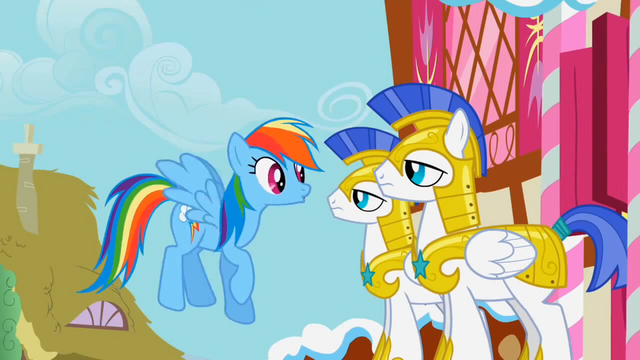 File:Rainbow fails to amuse the guards S1E22.png