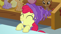 Apple Bloom happy for Tender Taps S6E4