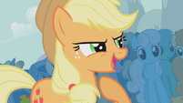 Applejack a real unicorn S01E06