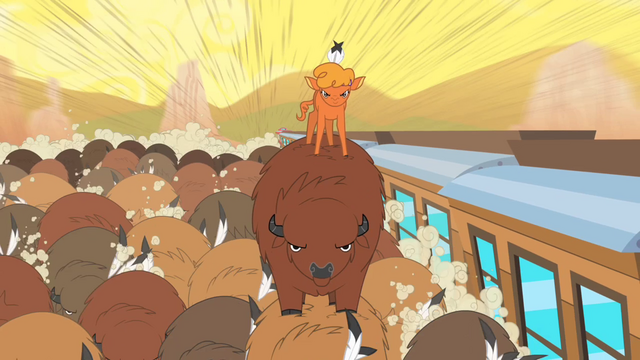 File:Little Strongheart On Buffalo Back S1E21.png