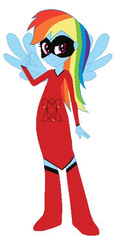File:FANMADE Rainbow Dash Human Superhero 3.png