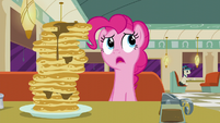 Pinkie Pie recalling Too Many Pinkie Pies S6E9