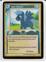 Star Hunter demo card MLP CCG