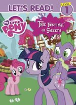 MLP The Festival of Sweets storybook cover