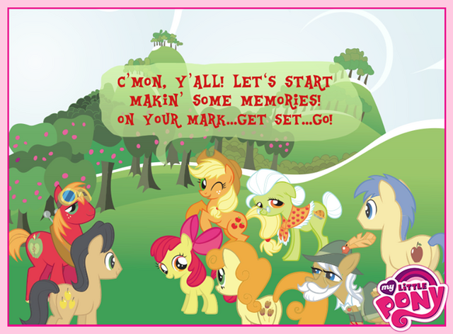 File:My Little Pony Apple family memories Facebook.png