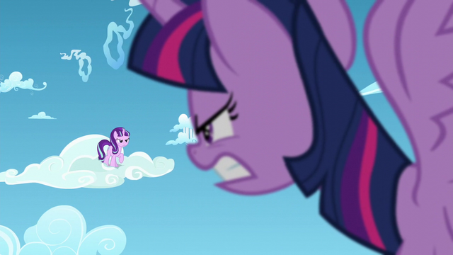 File:Twilight and Starlight look at each other angrily S5E26.png
